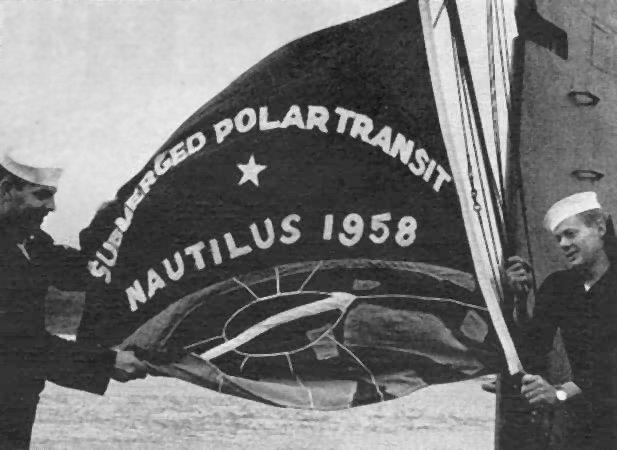 ' ' from the web at 'http://www.subguru.com/nautilus/NautilusPoleFlag.jpg'